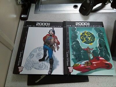 2000AD Ultimate Collection Nikolai Dante