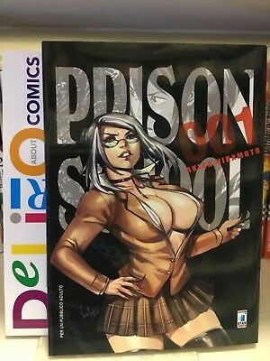 PRISON SCHOOL VARIANT COVER N.1 Ed.STAR COMICS SCONTO 10%
