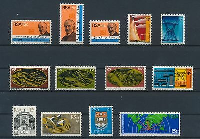 LJ59131 South Africa nice lot of good stamps MNH