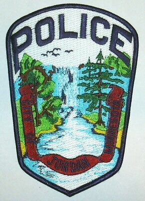 ecusson police USA JORDAN us police patch