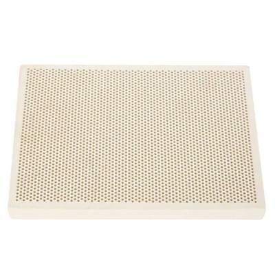 Jeweller Ceramic Honeycomb Soldering Mat Board Sheet Block Jewellery Making Tool