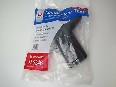 Commercil Quality Combi Hoover floor tool, 35mm with  protection bumper