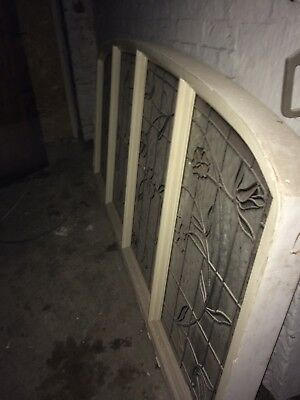 arcitectual salvage Stained Glass Window