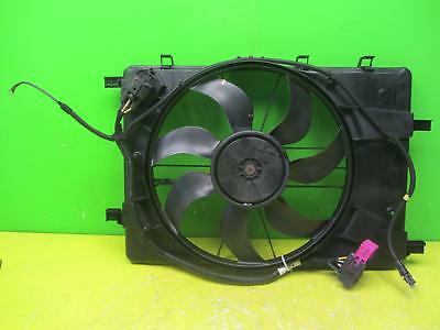VAUXHALL ASTRA J Radiator Cooling Fan and cowl 1.3 CDTI 09-15