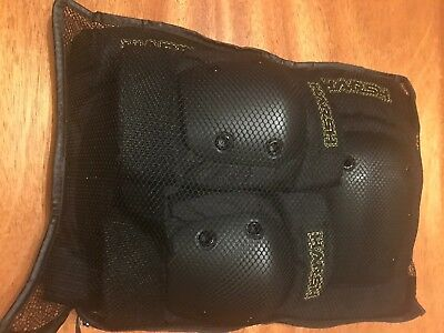 Harsh skating elbow and knee pads set - Adult medium size