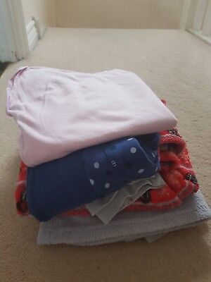 7 Job Lot Of Girls Clothes Age 8-11 yrs F&F, Dunne sports direct, Matalan H&M