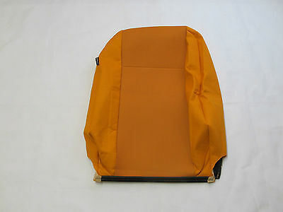 New Genuine Fiat Panda 03-09 Front Seat Back Cover Right Drivers Side Alessi