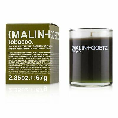 MALIN+GOETZ Scented Votive Candle - Tobacco 67g Candles