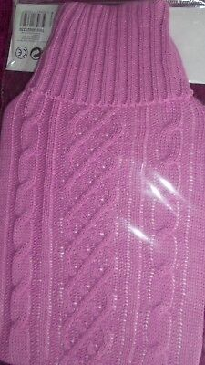 Skin Therapy 2 Litre Knitted Hot Water Bottle Cover Only