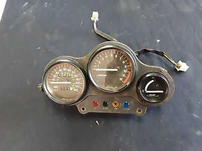 Yamaha Tzr250 1Kt 2Ma Clock's Speedo Rev Counter