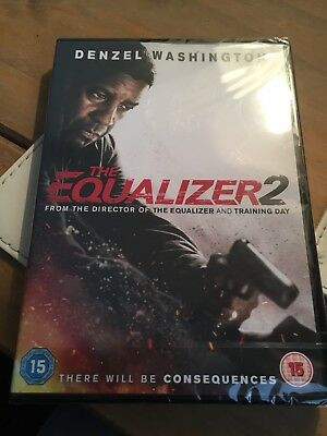 the equalizer 2 dvd New