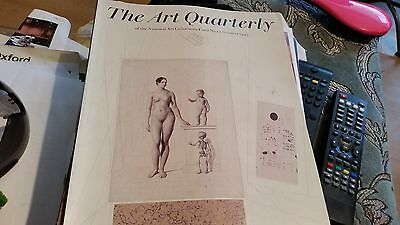 ART QUARTERLY MAGAZINE, Summer 1995 ebay uk