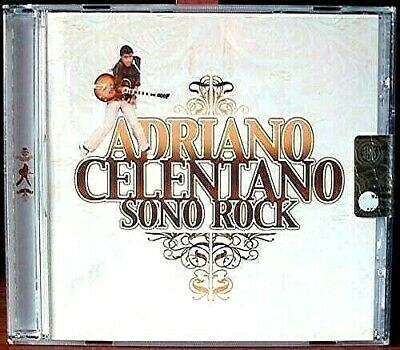 ADRIANO CELENTANO - Sono Rock (2005) Promotional CD NEW