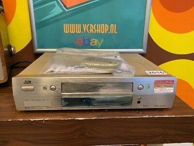 JVC HR-S9500 - With Remote & Manual - Super VHS Dynamic Drum System - TBC
