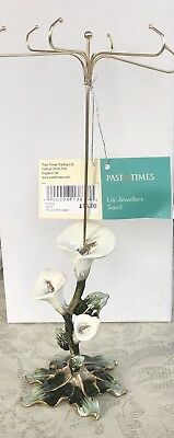 Art Nouveau Lily Jewellery Stand BNWT