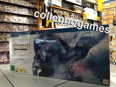 Ace Combat 7 Skies Unknown Collector's The Strangereal Ed. PS4 NUOVO SIGILLATO