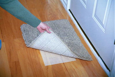 Lok Lift Rug Gripper Anti-Slip Tape, 10-Inches by 20-Inches
