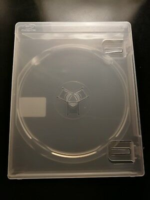*NEW* Playstation 3 Original Clear Game Case Replacement PS3 OEM Genuine