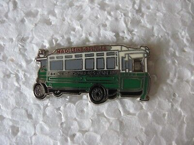 Pin's RATP ancien bus