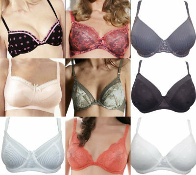 BRA JOBLOT BUNDLE x 50 M&S TROFE FANTASIE FREYA VALERY SILHOUETTE WHOLESALE NEW