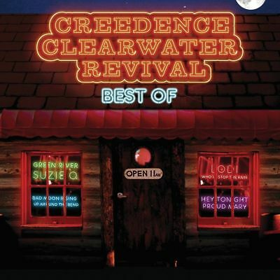 Creedence Clearwater Revival - Best Of (Cd 2008) New/sealed....fast Post