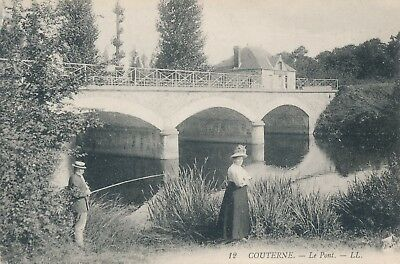 CPA - France - (61) Orne - Couterne - Le Pont
