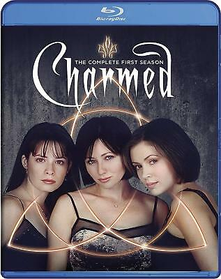 Charmed: The Complete First Season 1 (Blu-ray, 2018) BRAND NEW & SEALED!