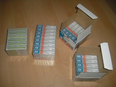 18x HP AIT-2 Data Cartridge (Q1998A) + 6x HP AIT Cleaning Cartridge (Q1996A)