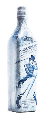 Johnnie Walker White Game of Thrones Edition, Scotch Blended Whisky, 0,70 Liter