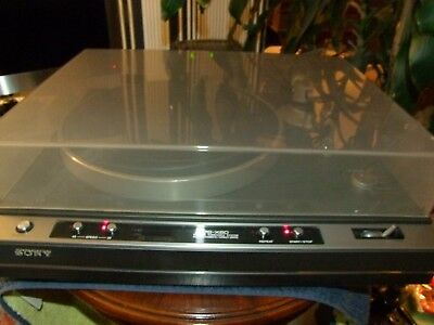 Sony PS-X 60 Laufwerk Turntable Drive