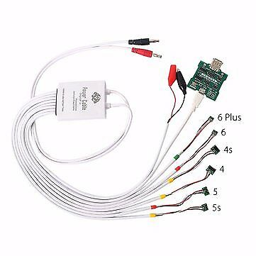 Pro 6 in 1 Power Supply Phone Current Test Cable &Battery Activation Board Iphon