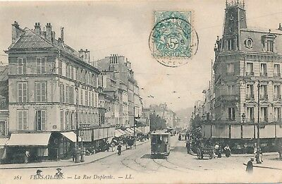 CPA - France - (78) Yvelines - Versaille - Rue Duplessis