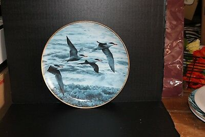 Wings Above the Water-Winged Reflections Collection -Hamilton Collector Plate