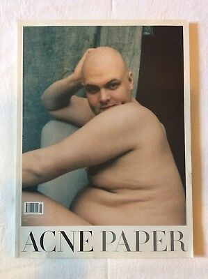 Acne Paper Magazine, The Studio Issue, 2011, Issue 11, Leigh Bowery Cover.