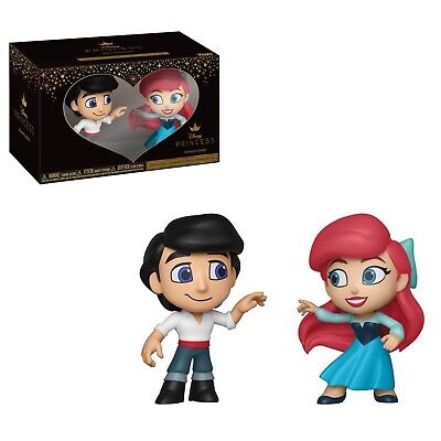 Funko Disney Princess Romance Series Eric Ariel Figure Set NEW IN STOCK Toys