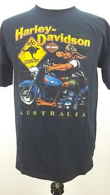 55d47cc94cf5 HARLEY DAVIDSON MC ~T-Shirt ~ EXC Cond ~ Large ~Chucks HD ...