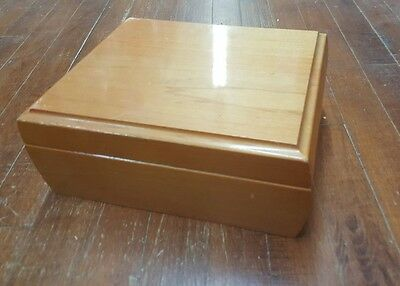 Baja Honey Ash Wood Humidor