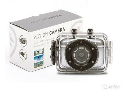 THUMBS UP Action Camera With HD Recording & Accessories x 56