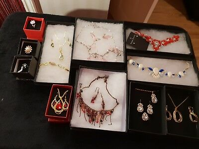 Joblot Gift Boxed JEWELLERY #EE