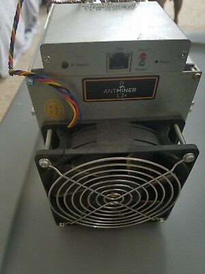 Bitmain Antminer L3+ 504 Mh/S FREE SHIPPING