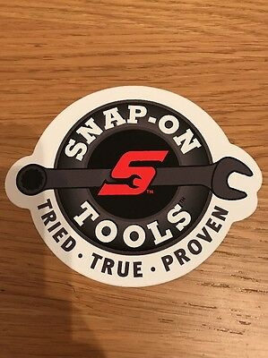 Snap On Sticker New