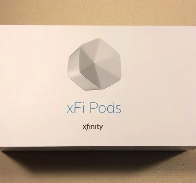 AWESOME DEAL (TWO PODS) Comcast xFinity xFi WIFI Pod Network Extenders! x2