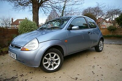 Ford Ka Zetec 2007 Only 43k miles MOT to Dec 2019 Full history Great condition