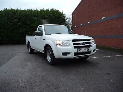 Ford Ranger 2.5 Tdci, 4X2,single Cab,1 Owner,f.s.h