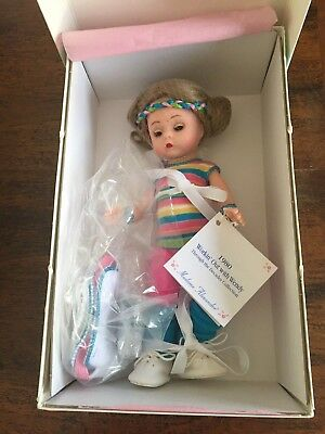 NEW in Box Madame Alexander Work Out with Wendy 1980 Perfect