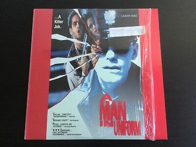 A Man in Uniform 1993. NTSC Laserdisc. Excellent condition, like new.