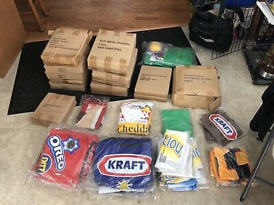 Lot Of Nabisco Inflatables