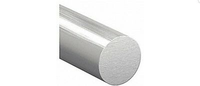 "2"" ALUMINUM 6061 ROUND ROD SOLID BAR 12"" long NEW Lathe Stock 2.00"" Diameter"