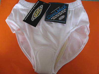 White NEW Select L or XL Craft Pro-Zero Extreme Underpants