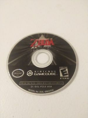 Legend of Zelda Collector's Edition Nintendo GameCube DISC ONLY Fast Shipping